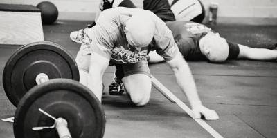 Four Ways to Conquer CrossFit & Life -- Amy Beatty, Beavercreek, Ohio