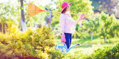 How to Maintain Your Yard Each Season, Stuarts Draft, Virginia