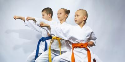 4 Ways Kickboxing Classes at a Youth Gym Improve Children's Self-Esteem, Norwalk, Connecticut