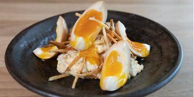 3 Most Popular Izakaya Dishes at ZIGU, Honolulu, Hawaii
