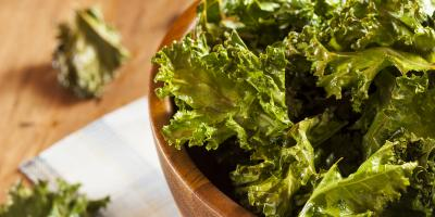 3 Reasons to Eat More Kale for Lunch or Dinner, Honolulu, Hawaii