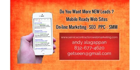 You Need to Do It .Online marketing is not an option !, Houston, Texas