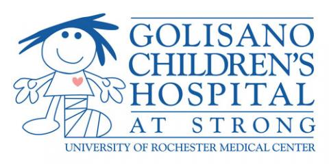 $100 to the Golisano Children's Hospital, East Rochester, New York