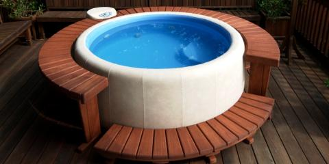 How much does it cost to run a hot tub?, East Rochester, New York