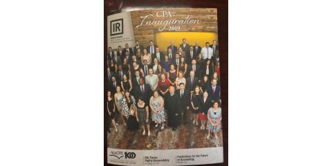 SMC CPA Honored at NCCPA 2019 Inauguration , Greensboro, North Carolina