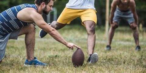4 Common Football Injuries, Dothan, Alabama