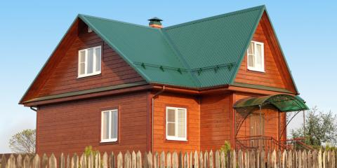 4 Advantages of Residential Metal Roofing, Savannah, Tennessee