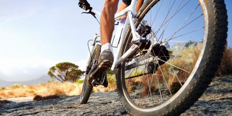 How Acupuncture Benefits Cycling Injuries, Anchorage, Alaska