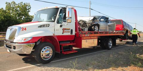 5 Reasons You Might Need a Flatbed Towing Service, Elk Grove, California