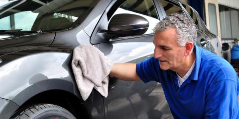 3 Reasons to Have Your Auto Paint Job Done by Professionals, Galesburg, Illinois