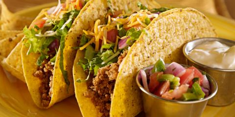 3 Reasons to Get Mexican Food for Lunch, Hamilton, Ohio