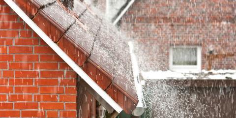 How Wind & Hail Can Damage Roof Shingles, Northeast Cobb, Georgia