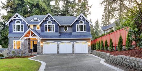 3 Popular Materials for Residential Garage Doors, Rochester, New York