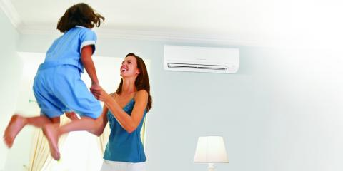 How Ductless Heating & Cooling Prevents Hot & Cold Spots, Hempstead, New York