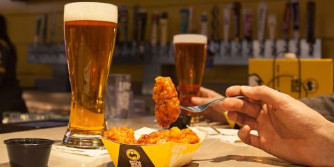 July 29th Is National Chicken Wing Day!, New Haven, Connecticut