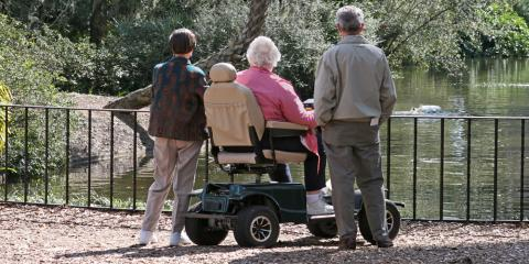 Power Chairs vs. Mobility Scooters: Which Choice Is Right for You?, Ashland, Kentucky