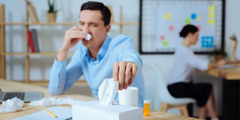 The Top 4 Ways to Improve Your Office Air Quality, New Berlin, Wisconsin