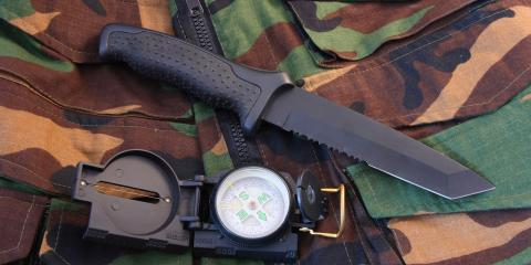 3 Tips for Buying a Tactical Knife, Anchorage, Alaska
