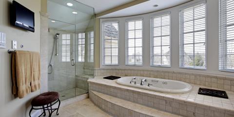 3 Waterproof Window Treatments for Bathrooms, Anchorage, Alaska