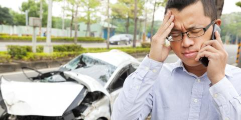 4 Actions You Must Take After a Car Accident, Waterbury, Connecticut