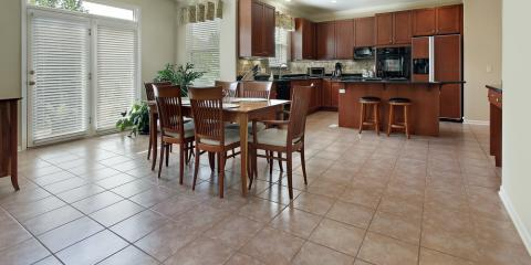 4 Steps to Cleaning Tile Floors, Somerset, Kentucky