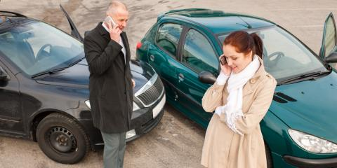 4 Telltale Signs You Were in a Staged Car Crash, Hartford, Connecticut
