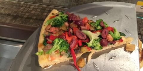 How to Enjoy Pizza Without the Guilt , Brookhaven, New York