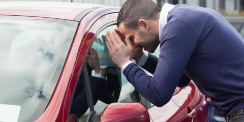 3 Steps to Take When You Get Locked Out of Your Car, Erie, Pennsylvania