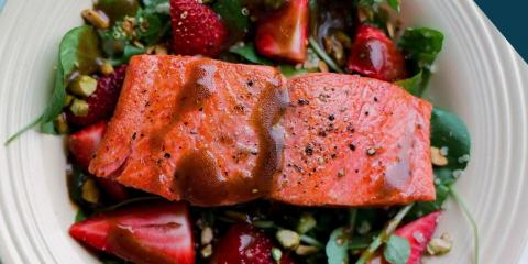 Spice Up Your Valentine's Day With These Wild Alaskan Smoked Salmon Recipes!, Anchorage, Alaska