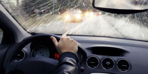 3 Reasons to Schedule Windshield Repair Before Winter, Cincinnati, Ohio