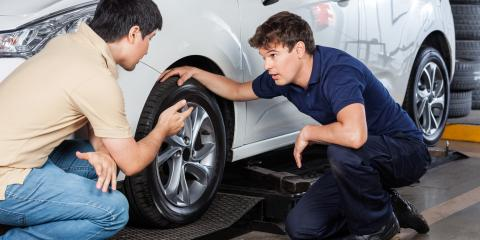 3 Simple Ways to Determine if You Need New Tires, Livonia, New York