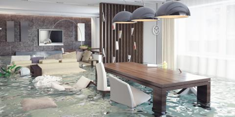 4 Steps for Minimizing Water Damage, Great Falls, Montana