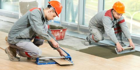 Ohio Flooring Contractor Discusses When to Replace Industrial Floors, Monroe, Ohio