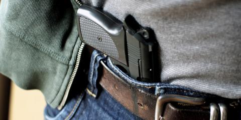 Everything You Need to Know About Open Carrying a Handgun in Alaska, Anchorage, Alaska