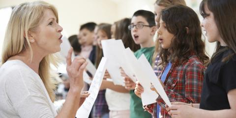 How a Strict Music Teacher Sets Your Child Up for Success, Staten Island, New York