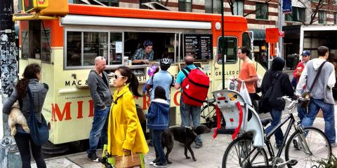 Top 4 Mobile Food Truck Trends, Brooklyn, New York