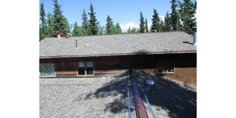 Shingles or Metal Roofing? Call Definitive Construction, Anchorage, Alaska