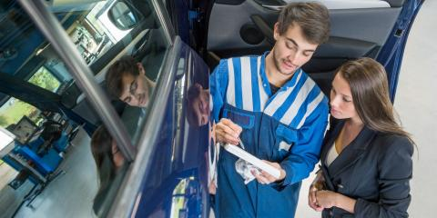 5 Questions You Should Ask at the Shop About Collision Repairs, Cincinnati, Ohio