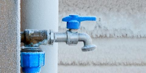 5 Tips to Prevent Your Pipes From Freezing, Moodus, Connecticut