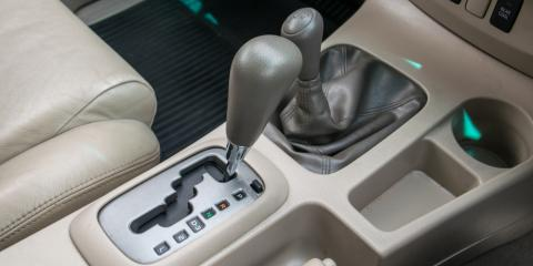 Top 3 Signs Your Car Needs Transmission Service, Kahului, Hawaii