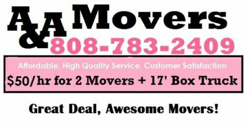 5 Worst Moving Day Rookie Mistakes, Honolulu, Hawaii