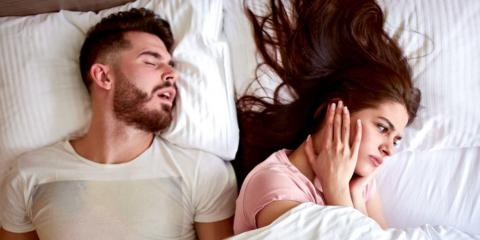 How Your Dentist Can Help You Get Better Sleep At Night , Manhattan, New York