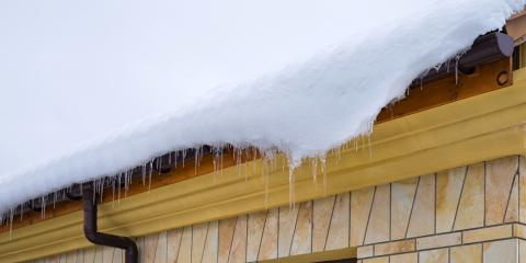 3 Ways to Remove or Prevent Ice Dams, Anchorage, Alaska