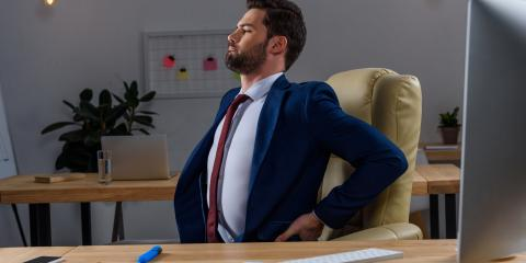 4 Strategies to Prevent Work-Related Back Pain, Platteville, Wisconsin