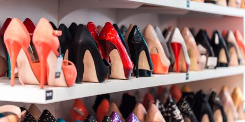 5 Kinds of Shoes Every Woman Should Own, Covington, Kentucky