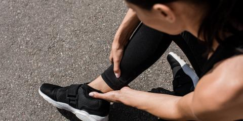 3 Potential Causes of Ankle Pain, Green, Ohio