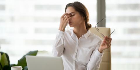 3 Everyday Tips for Reducing Eye Strain, Spencerport, New York