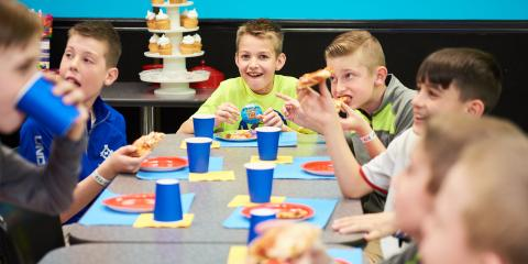 Kokomo Joe's kids birthday parties are perfect for all ages!, St. Peters, Missouri