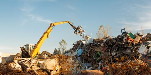 How a Scrap Metal Collector Will Help Your Business, Rochester, New York
