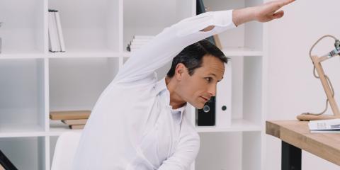 3 Ways to Improve Posture at Work, Wisconsin Rapids, Wisconsin